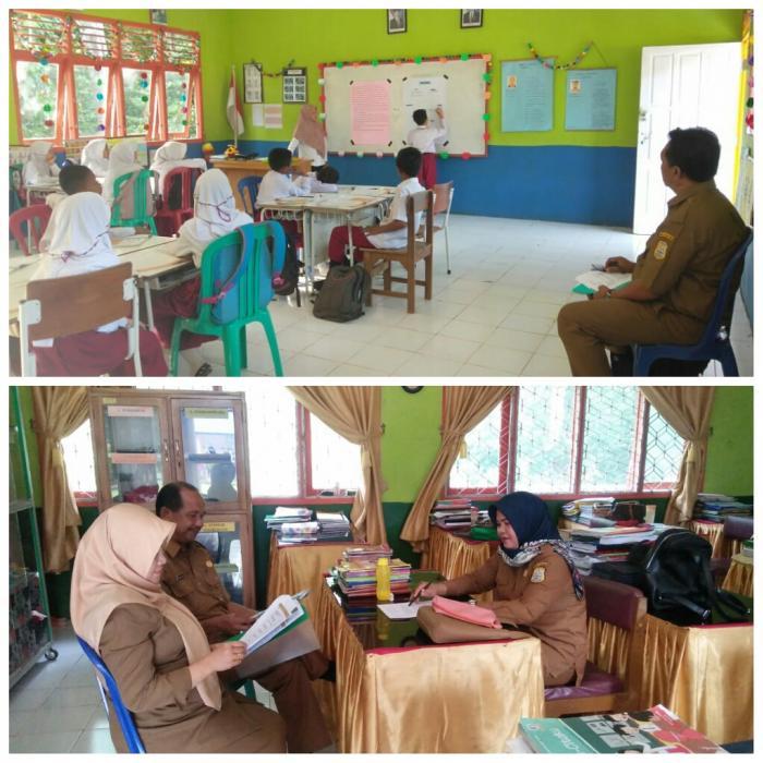 Pendampingan pembelajaran  Modul 2  Program PINTAR Tanoto Foundation di MIN 2 Tanjung Jabung Timur
